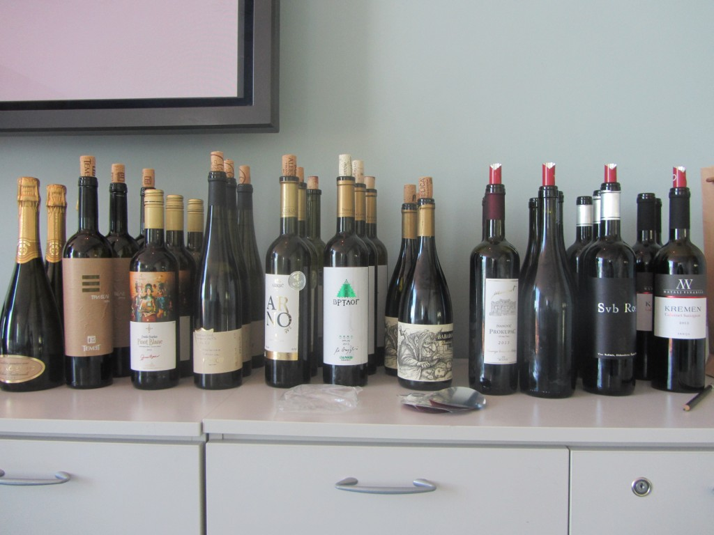 moderna srpska vinska scena