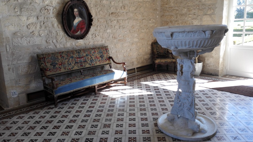 ulaz u dvorac