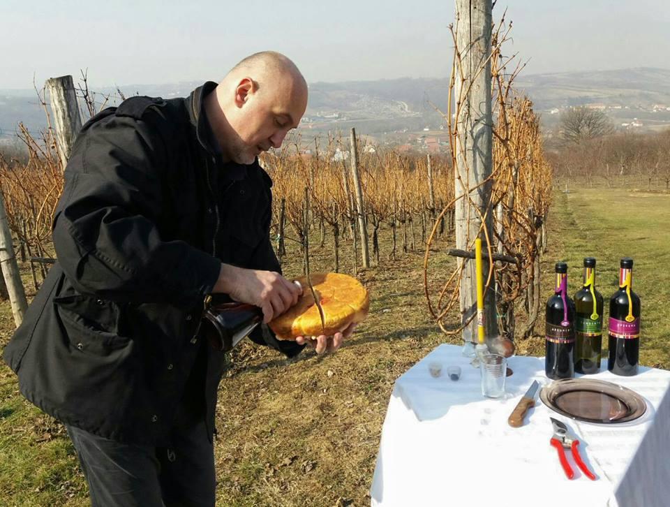 Dan Svetog Trifuna u Grošnici, Kragujevac (foto: vinarija Art Wine)