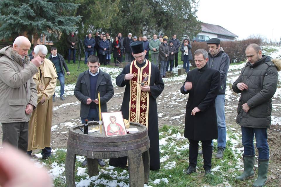 Dan Svetog Trifuna u Sremskim Karlovcima (foto: M. Berček)