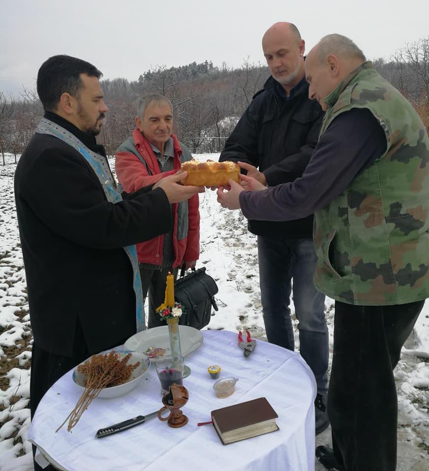 Dan Svetog Trifuna u Grošnici kod Kragujevca (foto: vinarija Art Wine)