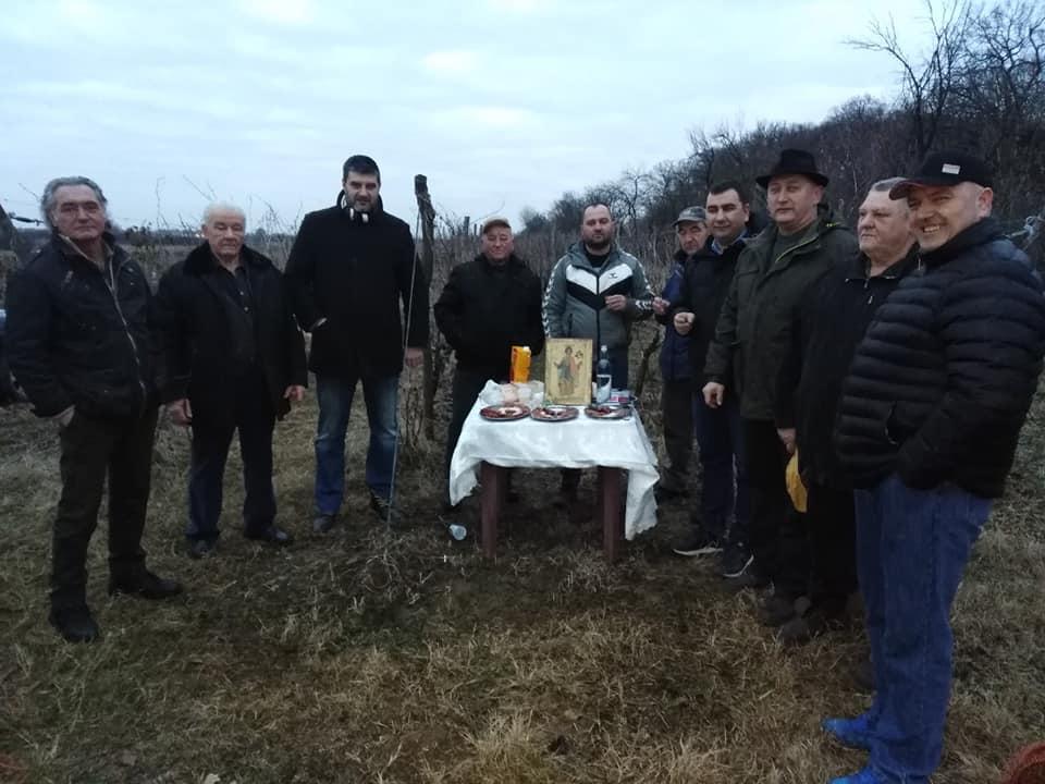 Dan Svetog Trifuna u Surčinu (foto: Kuća vina Čobanović)