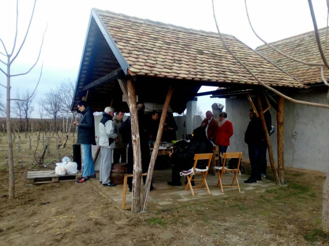 Dan Svetog Trifuna na Fruškoj gori (foto: vinarija Tri međe i oblak)