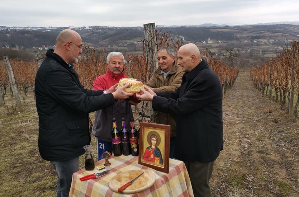 Dan Svetog Trifuna u Kragujevcu (foto: vinarija Art Wine)