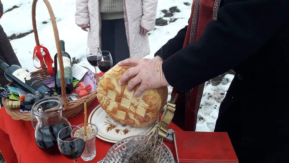 Dan Svetog Trifuna u Lazarevcu (foto: vinarija Dimitrijević)