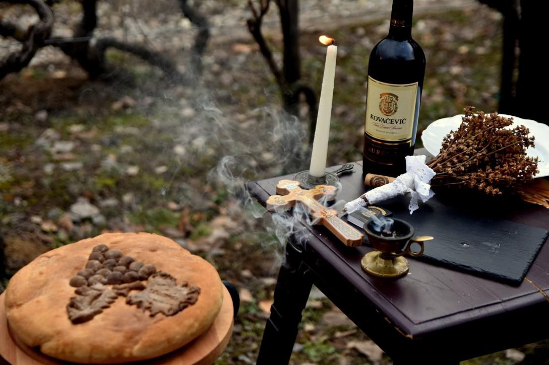 Dan Svetog Trifuna na Fruškoj gori (foto: vinarija Kovačević)